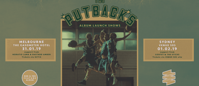 The Putbacks – Album Launch Party