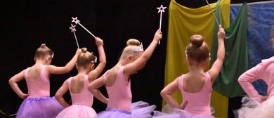 Fairy Magic Dance Workshop (3-5yrs)