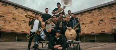 Hot Potato Band – Stitch Up Tour