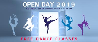Kids Dance Classes – Open Day 2019