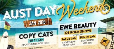 Australia Day Weekend