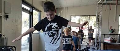 Kids Ninja School Holiday Program