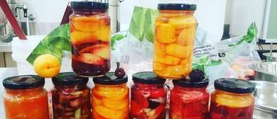 Summer Fruit Bottling Sessions