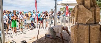 Surfers Paradise Sand Safari Arts Festival