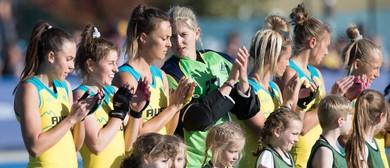 FIH Pro League: Kookaburras & Hockeyroos v Netherlands