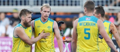 FIH Pro League: Kookaburras & Hockeyroos v Great Britain