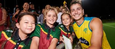 FIH Pro League: Kookaburras & Hockeyroos v New Zealand