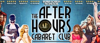 After Hours Cabaret Club – Adelaide Fringe