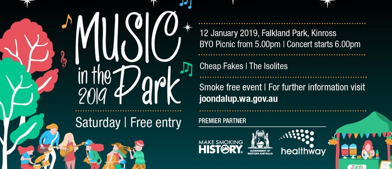 Music In the Park – Concert 1