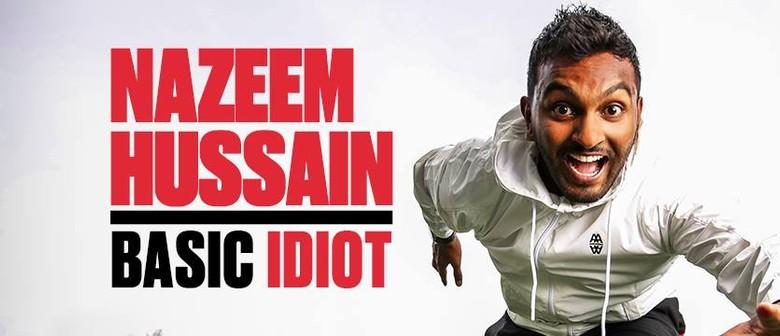 Nazeem Hussain – Basic Idiot – Sydney Comedy Festival