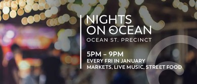 Nights On Ocean Markets – Weekly In January