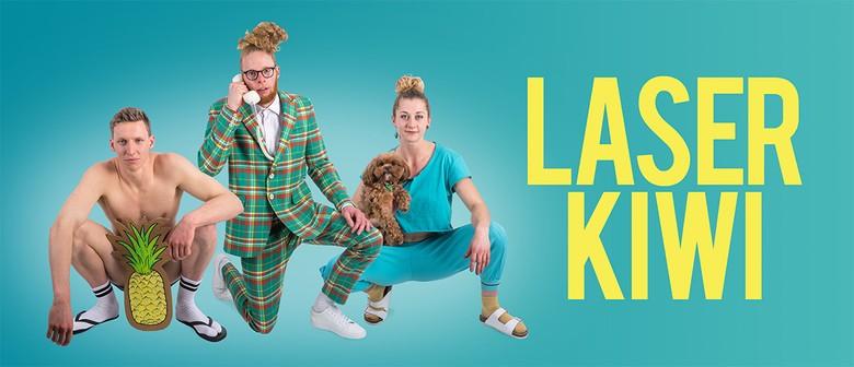 Laser Kiwi – Adelaide Fringe