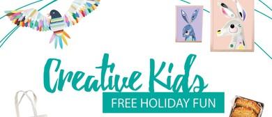 Creative Kids: Holiday Fun