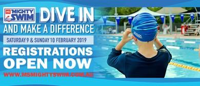 MS Mighty Swim 2019