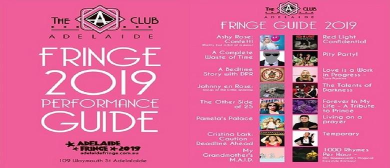 A Club – Adelaide Fringe