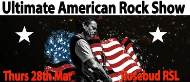 Ultimate American Rock Show