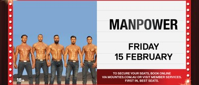 Valentine's Day After Party Manpower