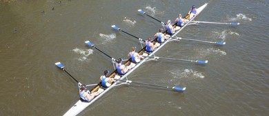 Crew Rowing – Come and Try