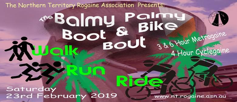Balmy Palmy Boot & Bike Bout