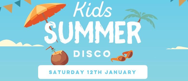 Kids Summer Disco