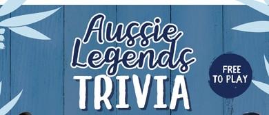 Aussie Legends Trivia