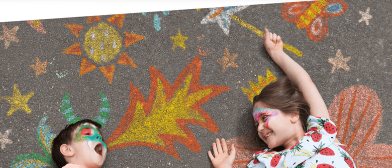 Summer Chalk Art Workshops