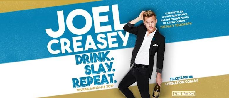 Joel Creasey – Drink. Slay. Repeat. – MICF