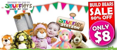 Nowra - $8 Bear Making Event