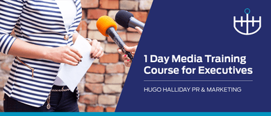1-Day Media Training Course for Executives