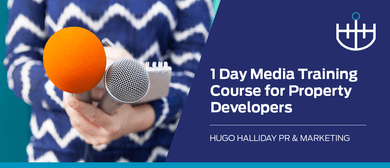 1-Day Media Training Course for Property Developers
