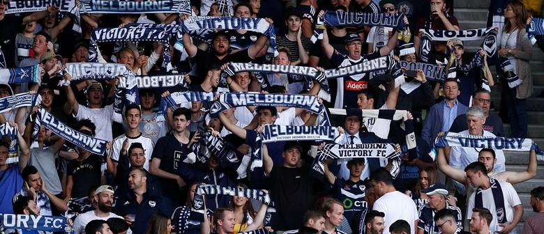 Melbourne Victory Vs. Newcastle Jets