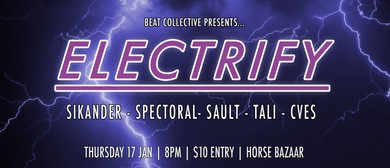 Beat Collective: Electrify