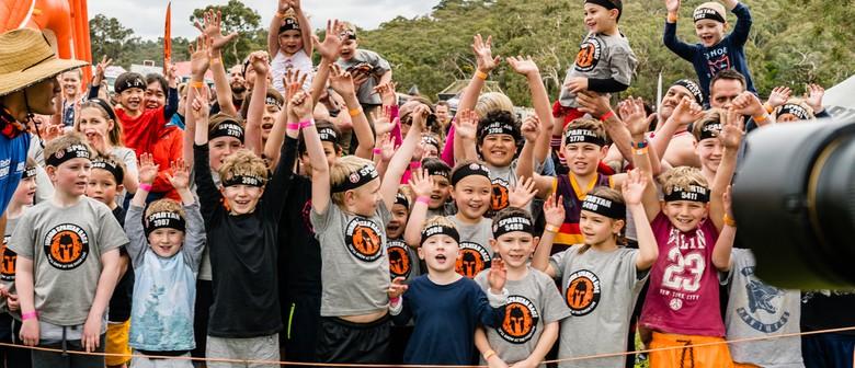 Spartan Kids Sunshine Coast