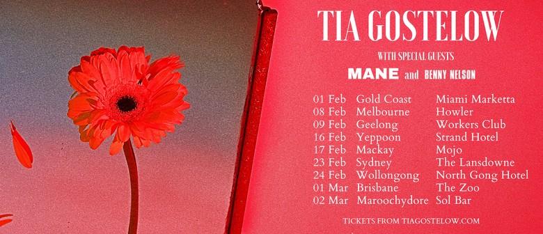 Tia Gostelow – Thick Skin Tour