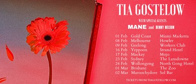 Tia Gostelow – Thick Skin Tour