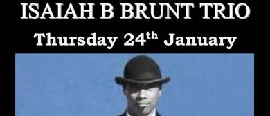 Isaiah B Brunt Voodoo Blues Show