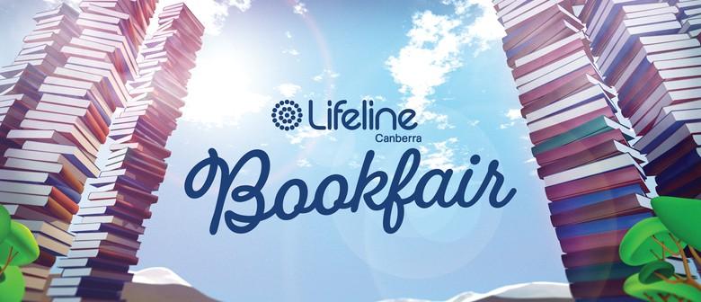 Lifeline Canberra February Bookfair