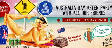 Australia Day House Party
