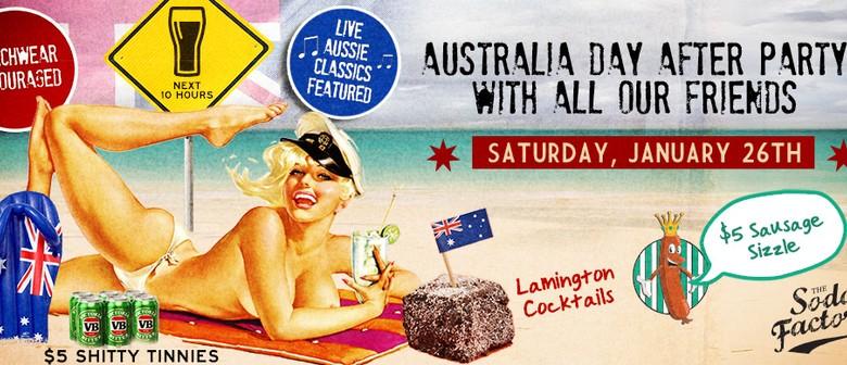 Australia Day House Party