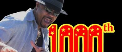 Bonkerz & Comedy Court's 1000th Comedy Show Celebration