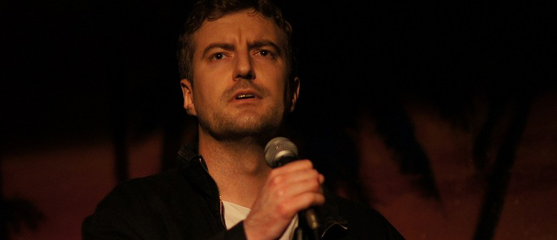 Catch a Rising Comic Late Show - Starring Andrew Paskin