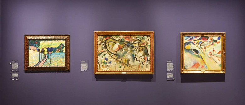 Art In Mind: Modern Art and Music