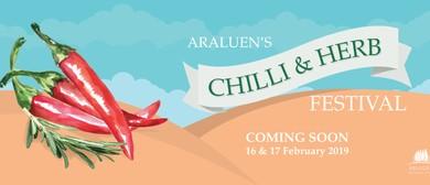 Araluen's Chilli & Herb Festival