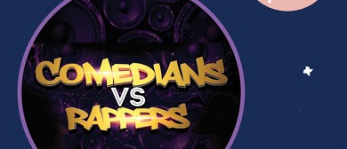 Comedians Vs Rappers – Fringe World