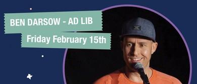 Benny Darsow | Ad Lib – Fringe World