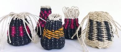 Twining Basketry Workshop