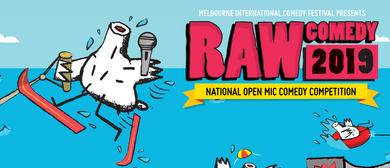 RAW Comedy 2019