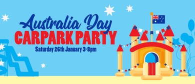 Australia Day Carpark Party