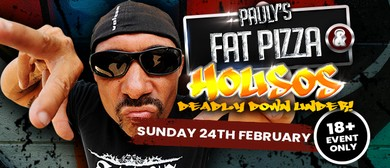 Pauly Fenech – Fat Pizza & Housos