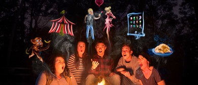 Around the Campfire – Brisbane Comedy Festival